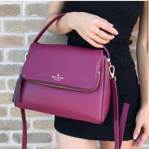 ♠️ Kate Spade | Miri Chester Street Satchel Bag